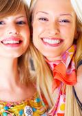 Усмихнатите жени са по-привлекателни от гримираните