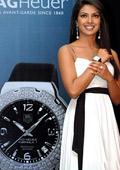 Tag Heuer пусна платинен часовник