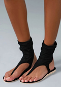 Fashion hit - Bahia Elastic Sock Thong Sandal