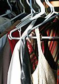 Как да поддържаш гардероба си подреден