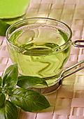 Чаша зелен чай предпазва от рак на белия дроб