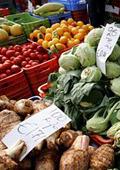 Плодовете и зеленчуците също съдържат мазнини