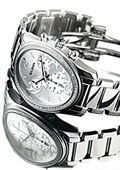 Balmain Madrigal Chrono Lady Oval Watch For Miss Switzerland