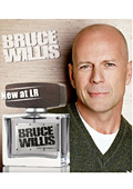 Bruce Willis launched his own fragrance