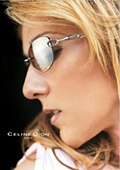 Celine Dion Launching Sunglasses Line