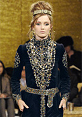 Chanel presented the magnificent collection