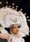 """В Киев се проведе Деветият международен фестивал на фризьорското изкуство """"Кристален Ангел"""""""