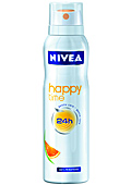 Nivea Happy Time - пролетно пробуждане за всички сетива