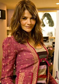 Helena Christensen is the new face of Bali