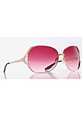 Слънчеви очила с диаманти - перфектен аксесоар за лятото