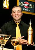 Премиера на MARTINI® GOLD by Dolce&Gabbana