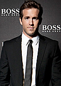 Ryan Reynolds is the New Face of Hugo Boss