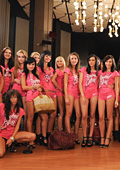 """40 момичета ще се борят на финала на конкурса """"TOP MODELS OF ROSEBUD"""""""