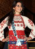 """Цвета Калейнска - любимец на публиката в конкурса """"Диаспора Моделс 2010"""""""