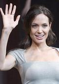 Анджелина Джоли била блондинка