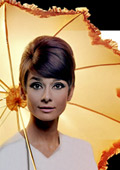 Продават на търг рокли на Одри Хепбърн