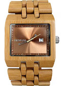 Eco-Friendly Bamboo Watch from Reveal