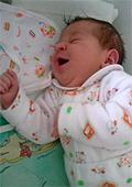 Бебе 2010 е Василена, родена в Плевен