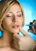 Води ли ботоксът до образуване на повече бръчки