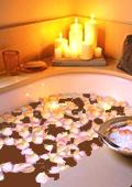 Шоколадова вана с пяна