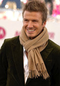 David Beckham to design own collection of men's suits