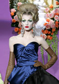Dior showed romantic, sensual and elegant collection at Paris Fashion Week