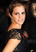 Emma Watson will work on a collection with Alberta Ferretti