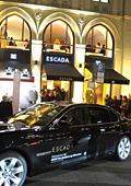 Escada откри бляскаво обновения си основен бутик в Мюнхен