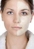Домашна маска за мазна кожа на лицето