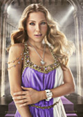Elsa Pataki presented Time Force jewelry collection