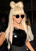 Лейди Гага се включи в СПИН кампания на червила