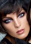 Lancome revives the elegant mystery of the 20's with new Fall 2010 collection