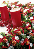 Добавете малко от искрата на Lindor в дома си тази Коледа