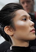 Slicked/Gelled hairstyles - top fashion trend
