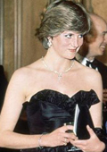 Princess Diana's black dress sold for $276,000