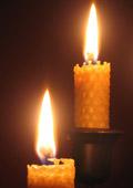 Свещи от пчелен восък - един уханен свят