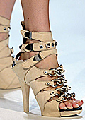 Fashion Trends: Shoes for Spring - Summer 2010