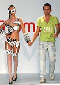 Най-вдъхновяващата форма за бельо - предизвикателство на конкурса Triumph Inspiration Award 2010