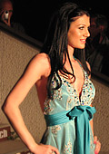 Fashion evenings 2010 began with elegance and refinement