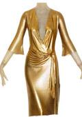 """""""Златната"""" рокля на Версаче"""
