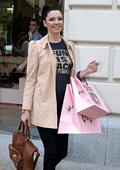 Новата колекция на  Juicy Couture привлече вниманието на Жени  Калканджиева