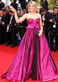 Дългите рокли доминираха на кинофестивала в Кан тази година