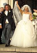 Кремена и Маги Халваджиян се ожениха като в приказките