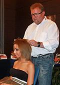 """Гюнтер Алекс показа новата версия на метода """"HAIR TALK"""" в България"""