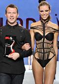"""Моделът """"Морфология"""" на Николай Божилов  вече е в магазините на Triumph и  в България"""