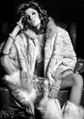 Top Model of The World 2011 Лоредана  Виолета Саланта  на 10 годишнината на Вечери на модата