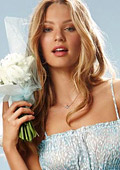 Lingerie for brides from Victoria's Secret