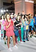 Стартира мащабната кампания на Адидас - adidas is all in party