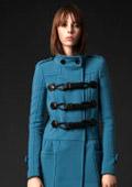 Колекция Burberry Prorsum есен/зима 2011 представена по време на седмицата на модата в Лондон
