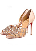 Christian Louboutin: There is an element of seduction in shoes